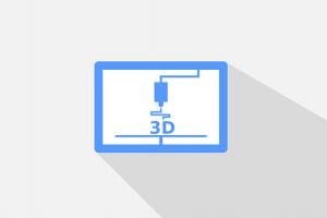 Selecting first 3D printer