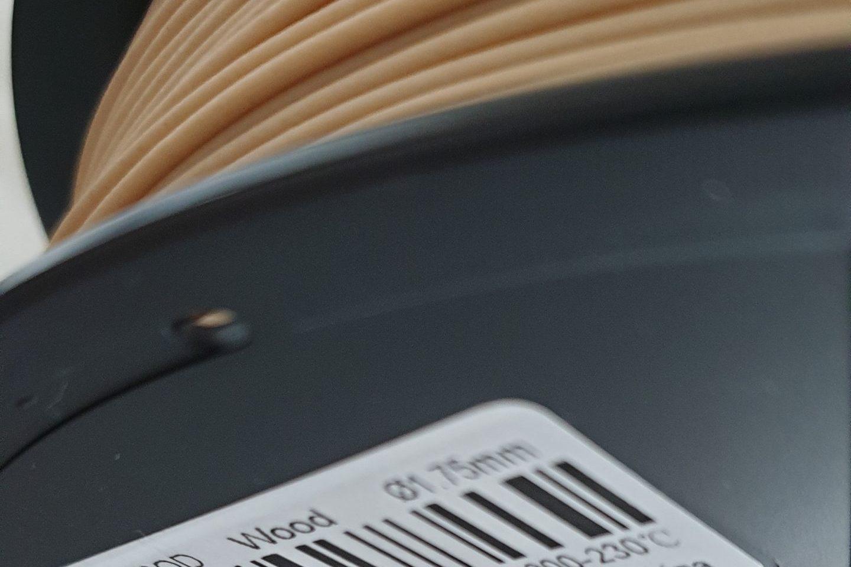 Wood Filament: I can 3D print using wood??