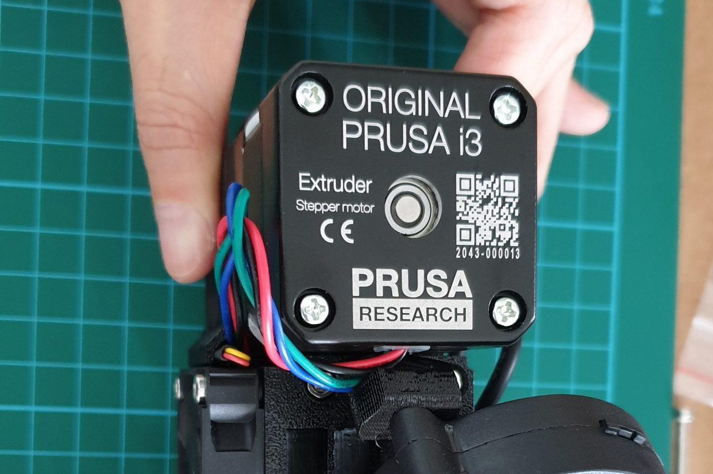 Testing Newly Assembled Prusa i3 MK3S+