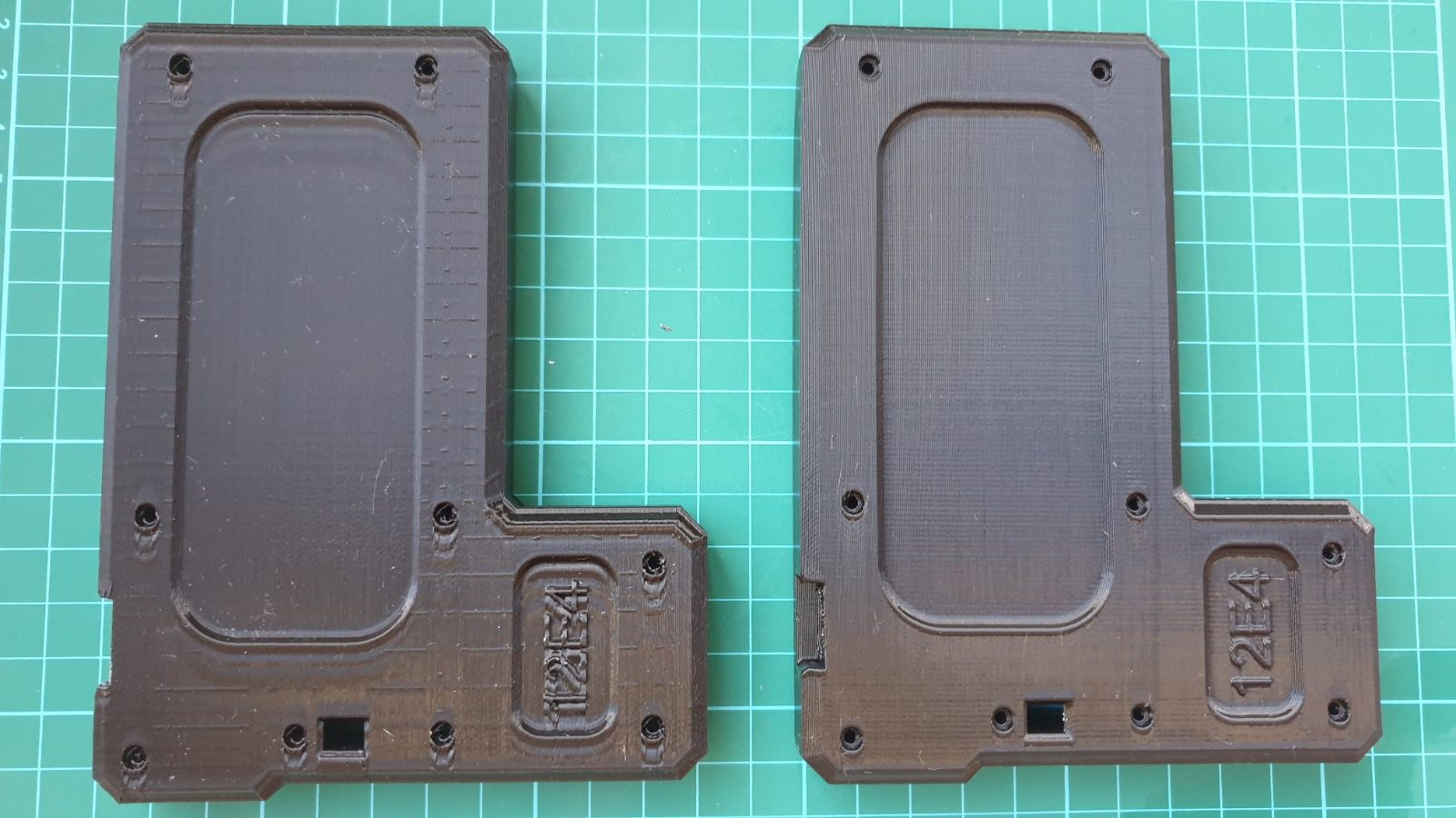 Correcting 'Ghosting' Issue in Prusa MK3S+ Printouts